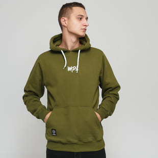 Mass DNM Signature Small Logo Hoody