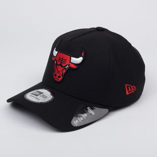 New Era 940 Aframe NBA Black Base Chicago Bulls
