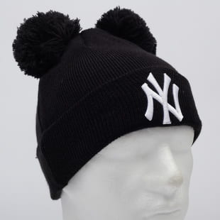 New Era Kids MLB Double Bobble Knit NY