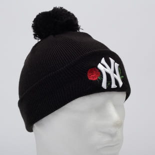 New Era Kids MLB Twine Bobble Knit NY