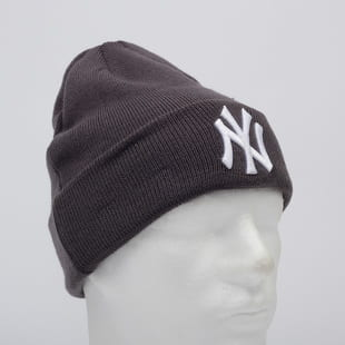 New Era MLB League Essential Cuff Knit NY
