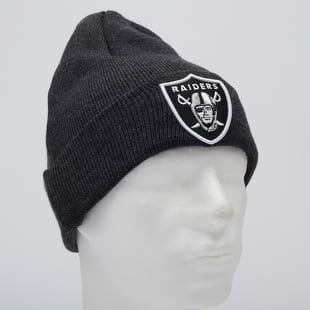 New Era NFL Heather Essentiale Knit Raiders