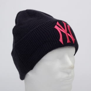 New Era WMNS MLB League Essential Cuff Knit NY