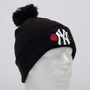 New Era WMNS MLB Twine Bobble Knit NY
