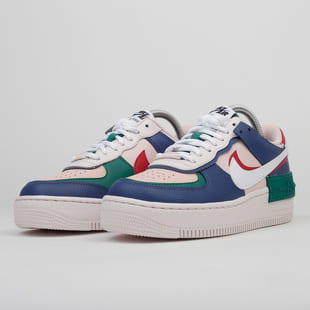 Nike W Af1 Shadow Mystic Navy White Echo Pink Ci0919 400
