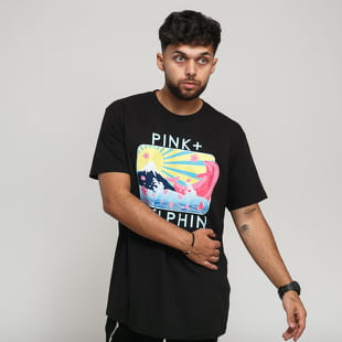 Pink Dolphin Blossom Portrait Tee