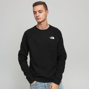 The North Face M Raglan Redbox Crew