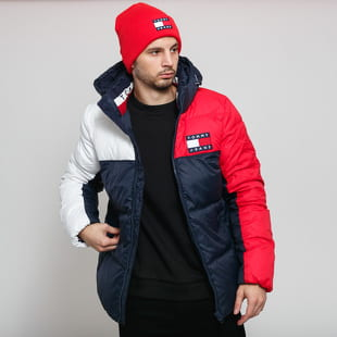TOMMY JEANS M Essential Colorblock Jacket