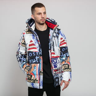 TOMMY JEANS M Patterned Jacket