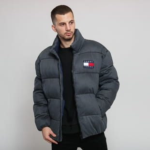 TOMMY JEANS M Washed Padded Jacket