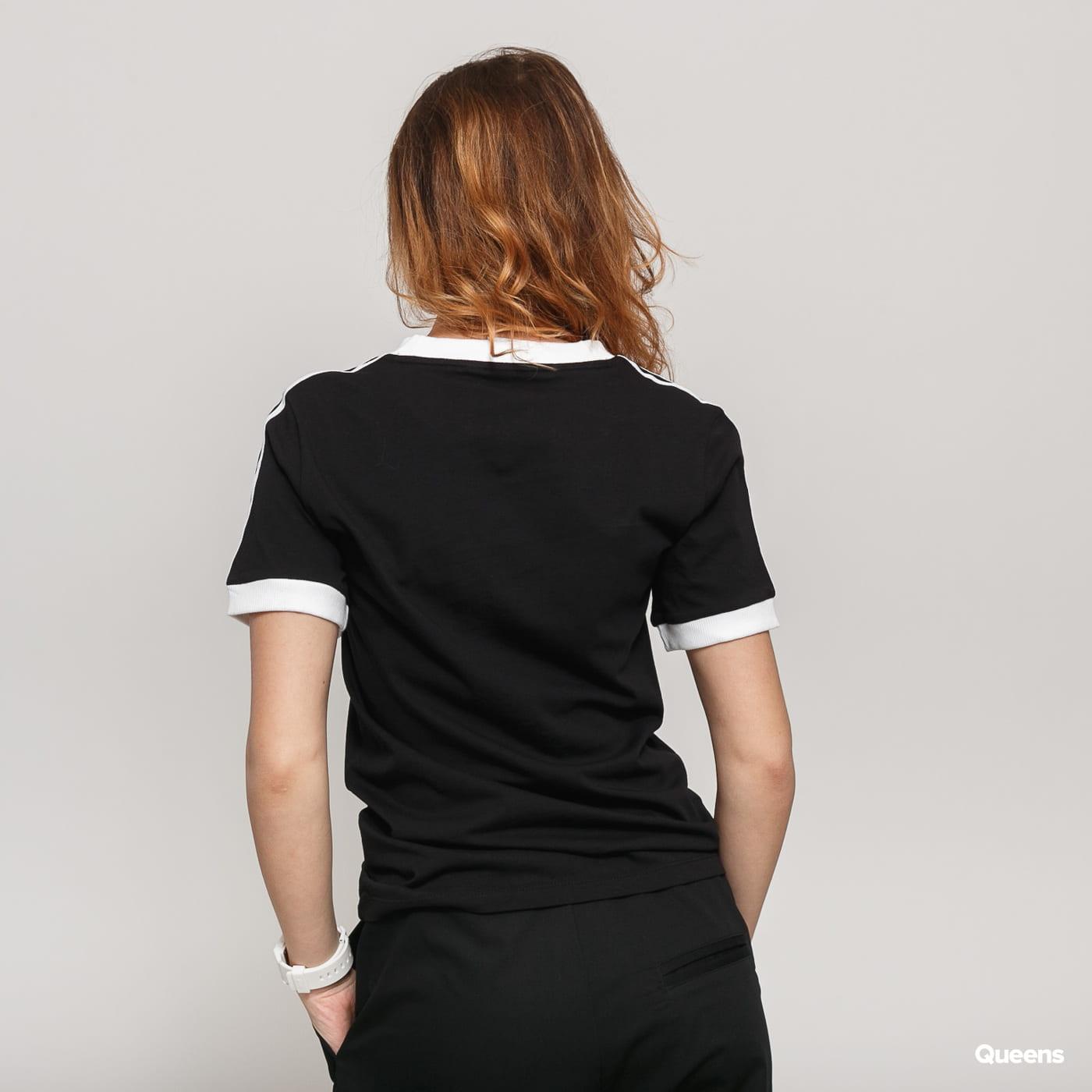 adidas Originals 3 STR Tee black / white