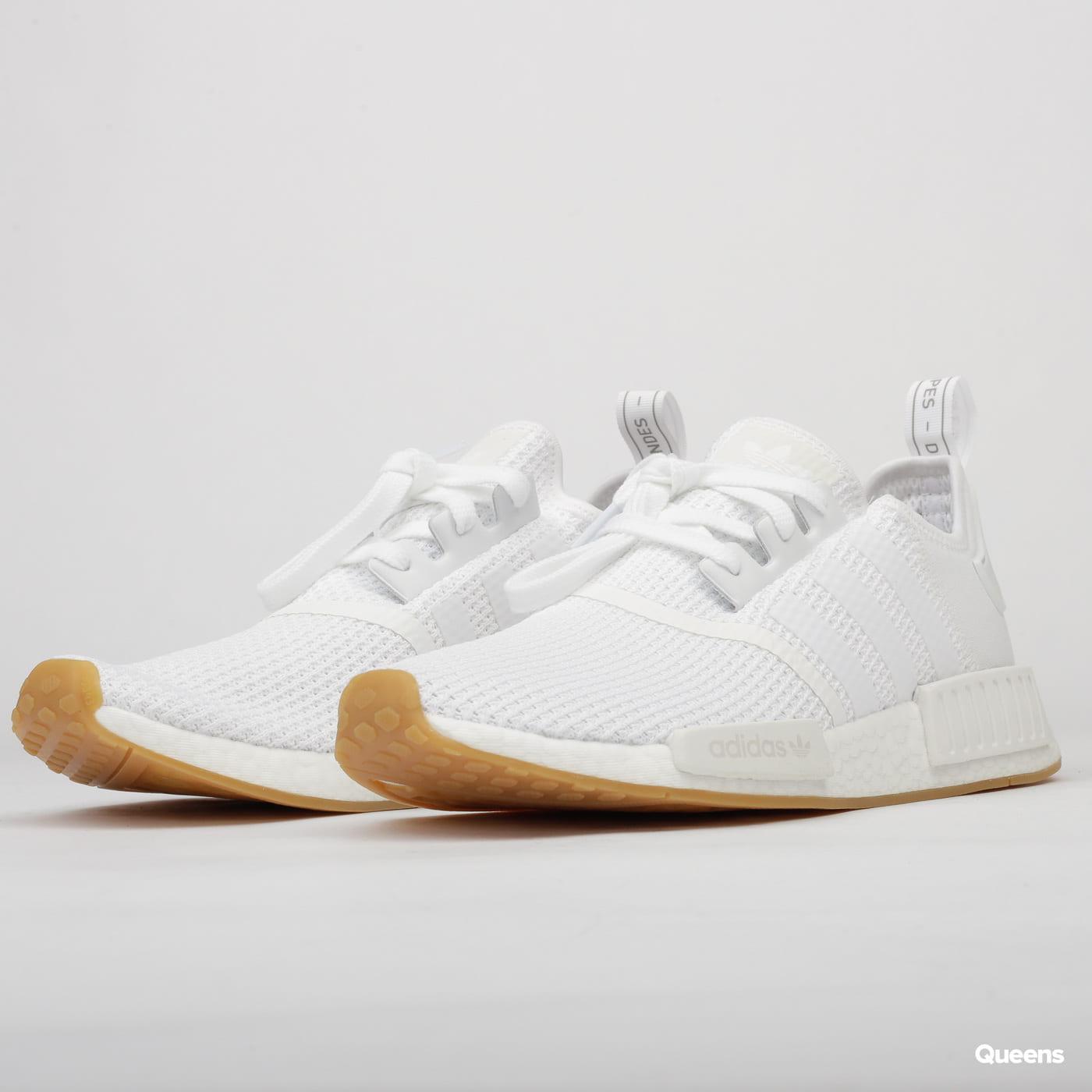 Sneakers Adidas Originals Nmd R1 Cloud White Cloud White