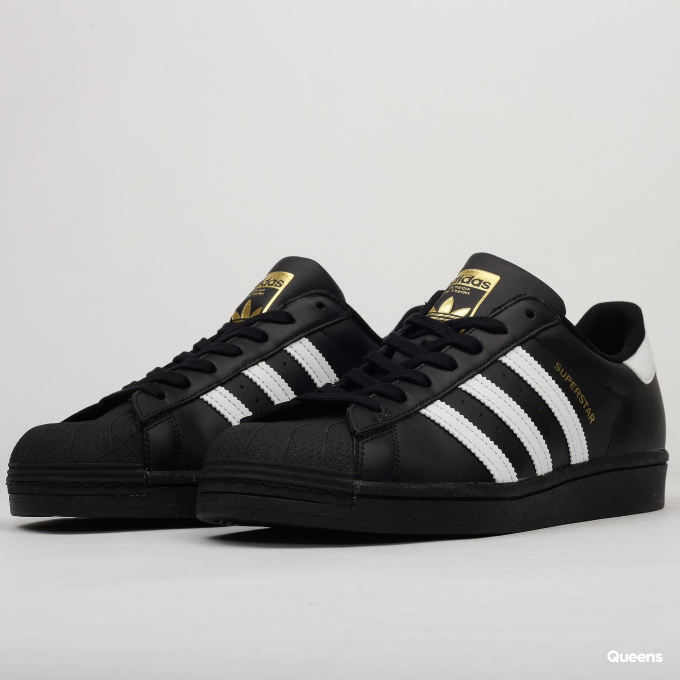 adidas Originals Superstar cblack / ftwwht / cblack