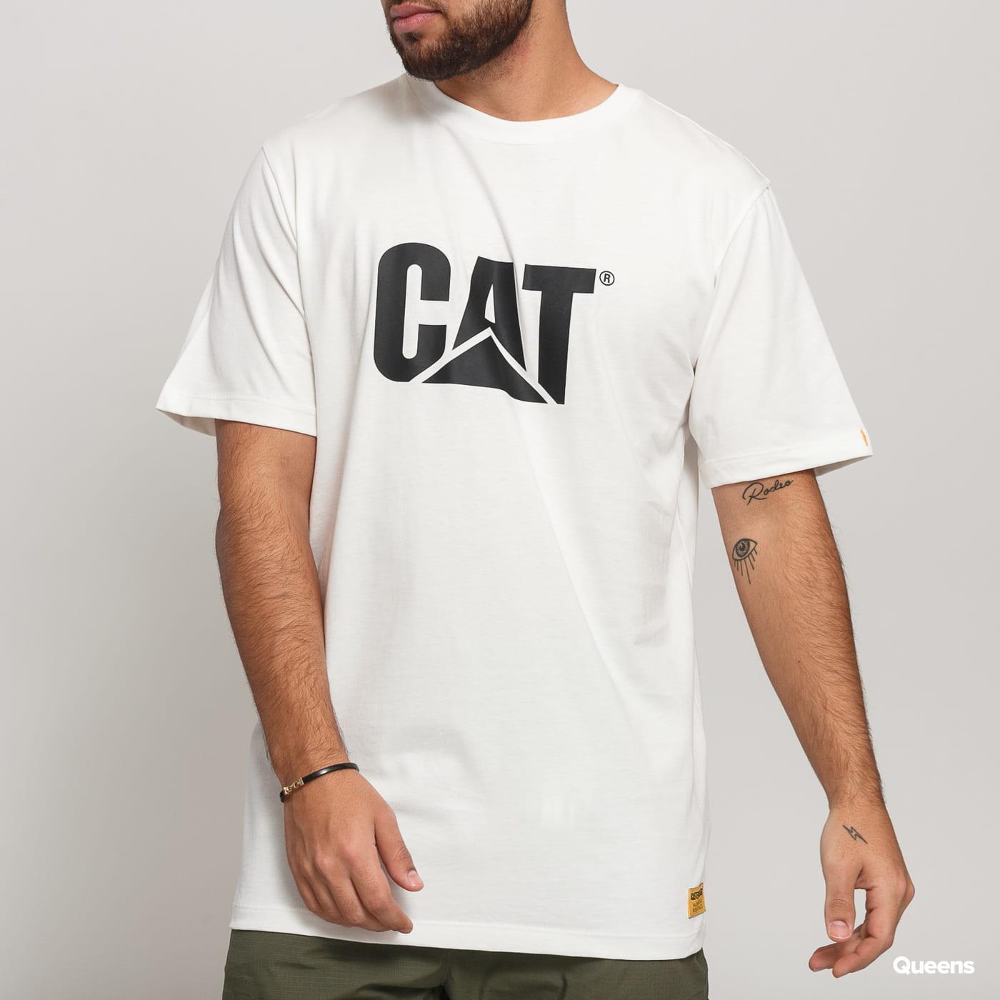 CATERPILLAR Classic CAT Tee blue / turquoise