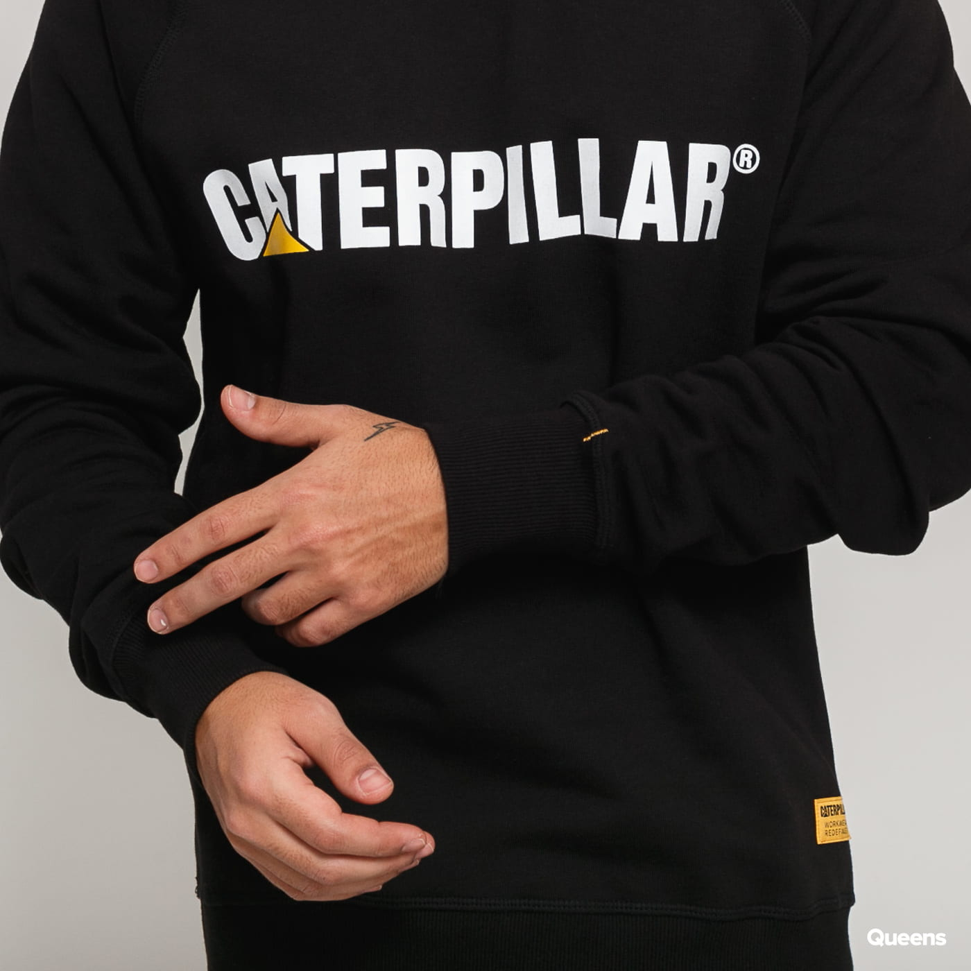 CATERPILLAR Classic CATERPILLAR Crew black