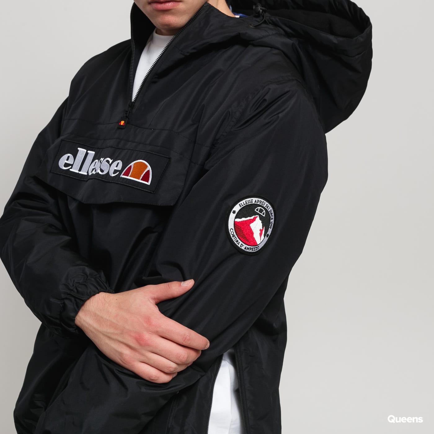 ellesse Monterini OH Jacket schwarz