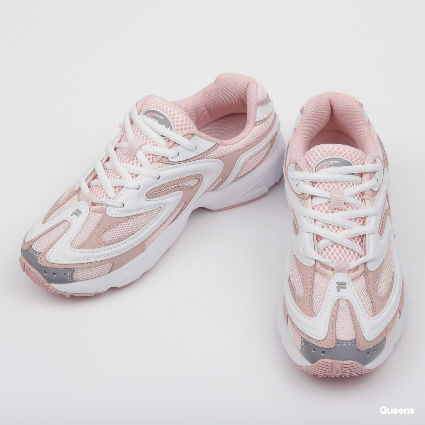 Fila Creator WMN silver pink / white / crystal pink