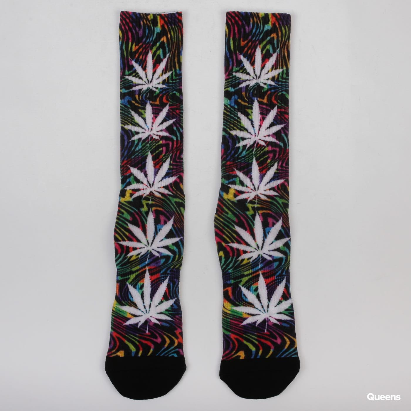 HUF Good Trip Plantlife Socks multicolor