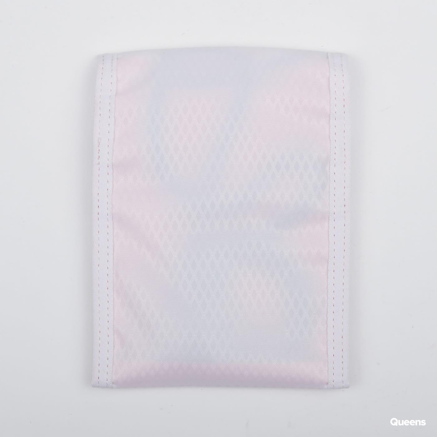 Jordan Tri-Fold Pouch biela / neónovo ružová