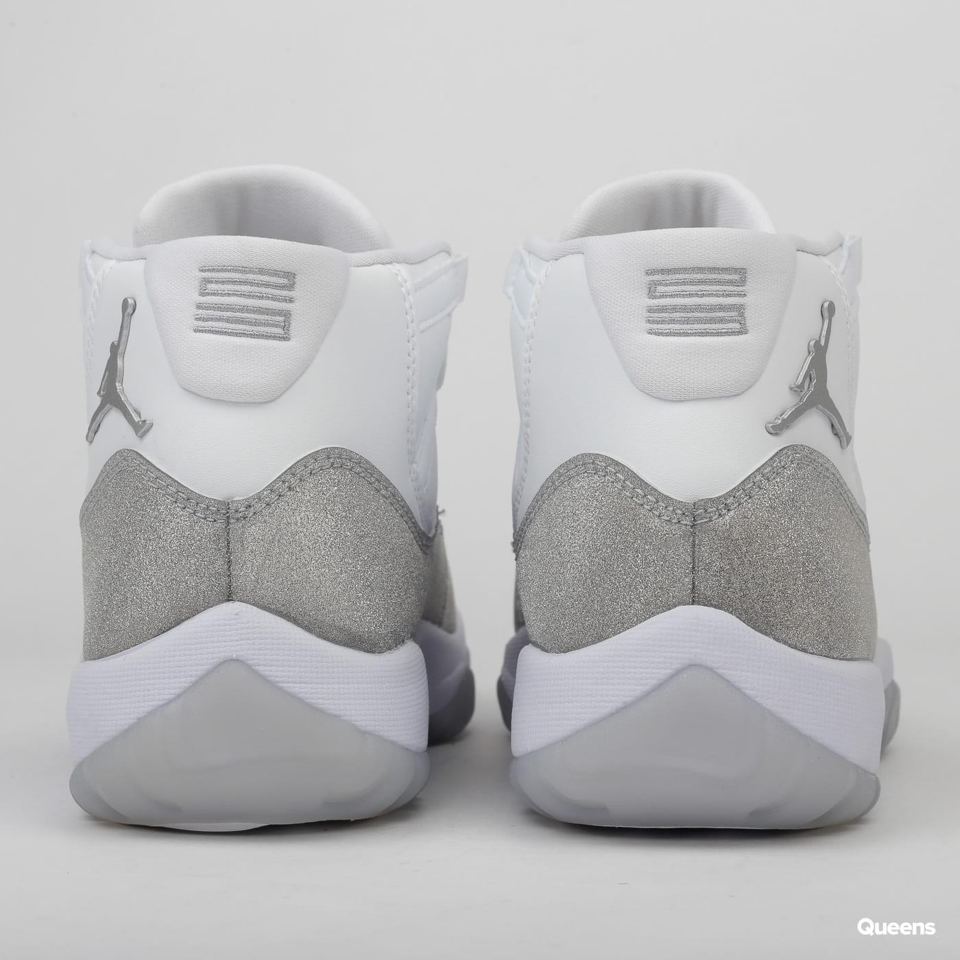 Jordan WMNS Air Jordan 11 Retro white / metallic silver