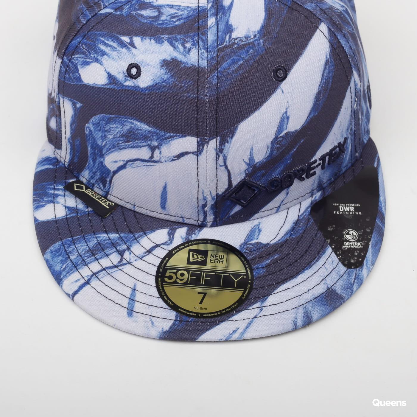 New Era 5950 Winterscape Goretex biela / modrá / navy