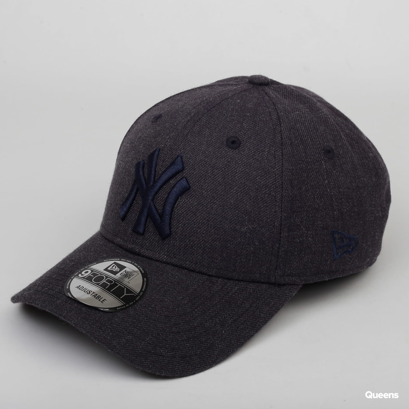 New Era 940 MLB Winterized The League NY melange navy