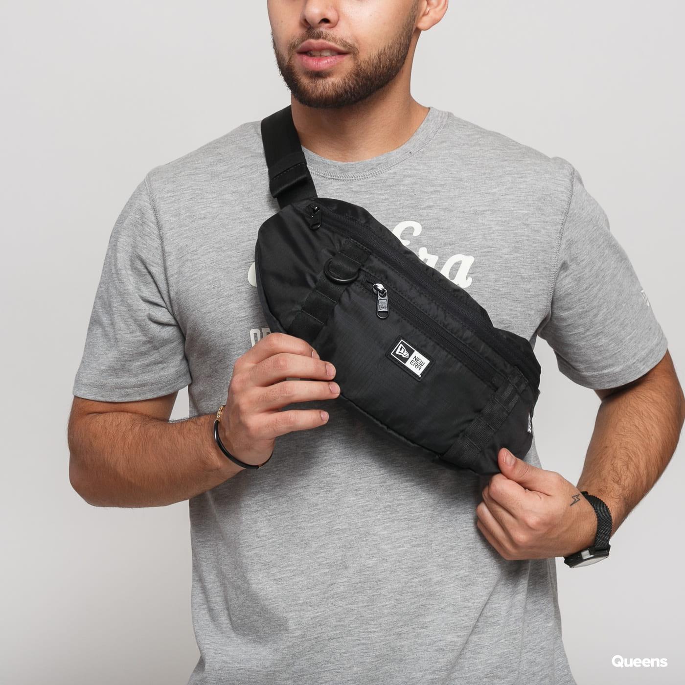 New Era Waist Bag Light čierna