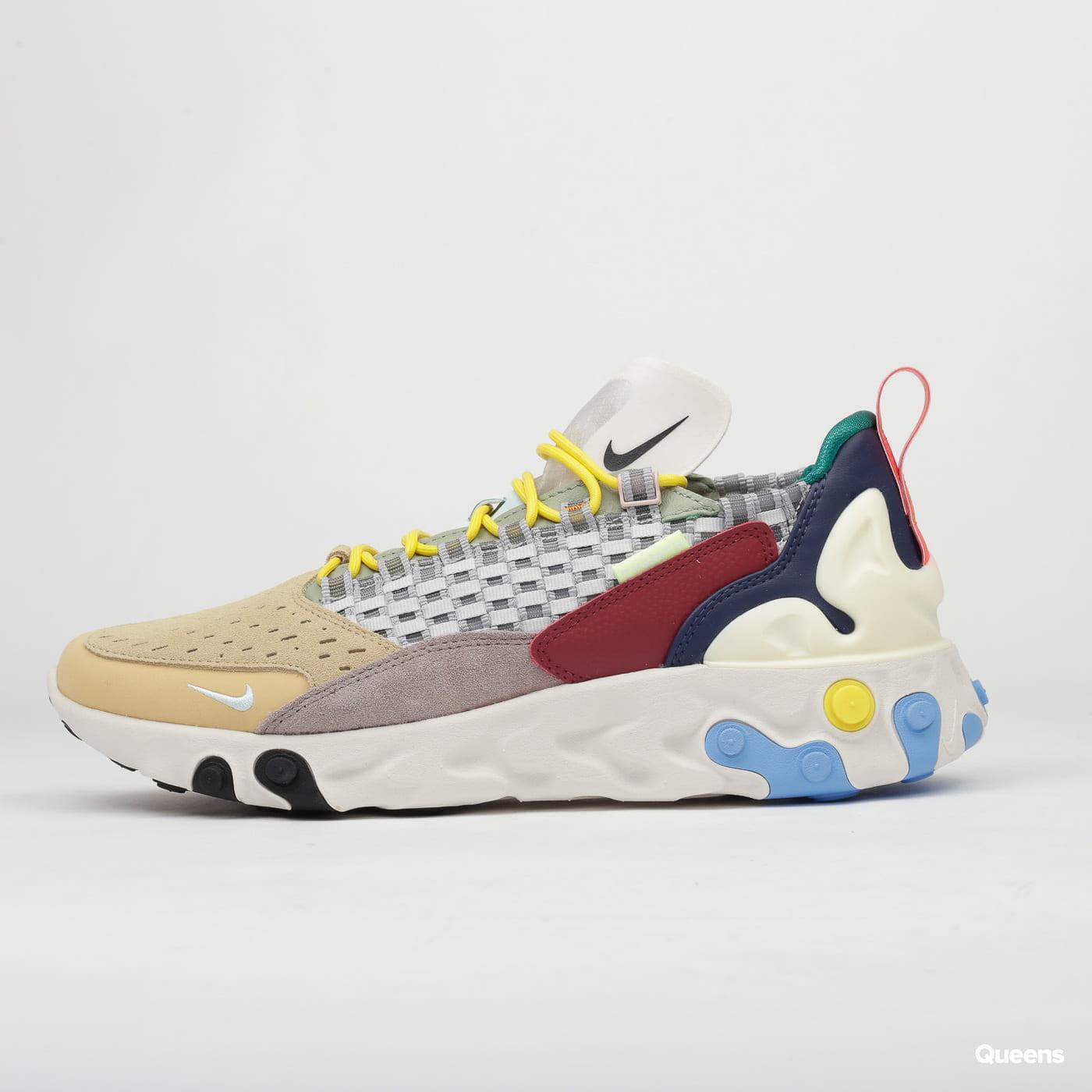 Nike Nike React Sertu wolf grey / teal tint - pumice