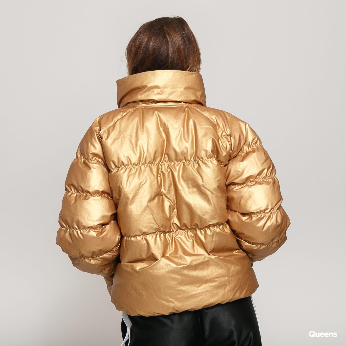Nike W NSW Syn Fill Jacket Statement Shine golden