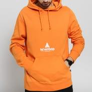 HUF Peak 3.0 Hoodie oranžová