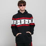 Jordan M J Air Jordan Fleece PO černá