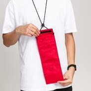 Jordan Tri-Fold Pouch červená