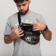 New Era MLB Waist Bag Light NY camo zelená