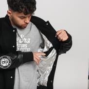 New Era NBA Patch Varsity Jacket 6 Teams černá