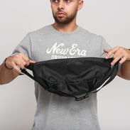 New Era Waist Bag Light černá / bílá