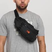 New Era Waist Bag Light černá / oranžová