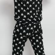 PLEASURES Guilty 5 Pocket Pant černé / bílé