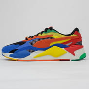Puma RS-X Rubiks palace blue - high risk red