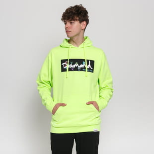 Diamond Supply Co. Color Box Logo Hoodie