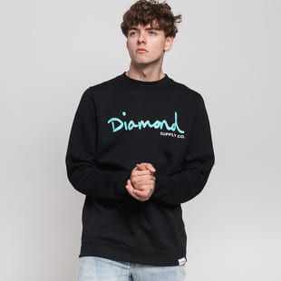 Diamond Supply Co. OG Script Crewneck
