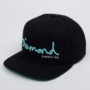 Diamond Supply Co. Og Script Snapback