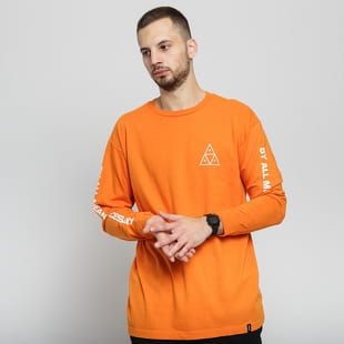 HUF Essentials Triple Triangle LS