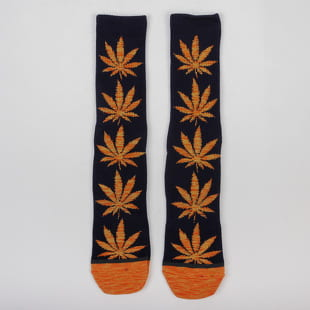 HUF Space Dye Leave Plantlife Socks