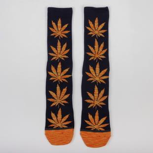 HUF Space Dye Leave Plantlife Socks