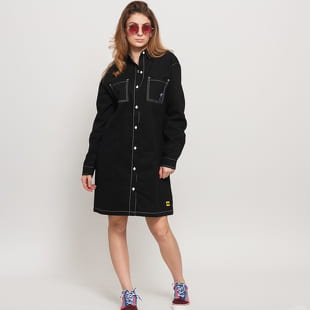 LAZY OAF Lazy Oaf X Peanuts Snoopy Contrast Stitch Shirt Dress