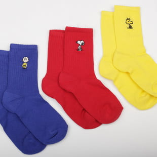 LAZY OAF Lazy Oaf X Peanuts Sock Pack