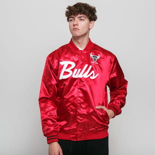 Mitchell & Ness NBA Special Script Satine Jacket Chicago Bulls