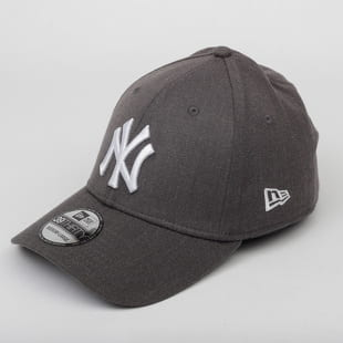 New Era 3930 MLB Heather Essential NY