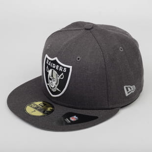 New Era 5950 NFL Heather Essential Raiders