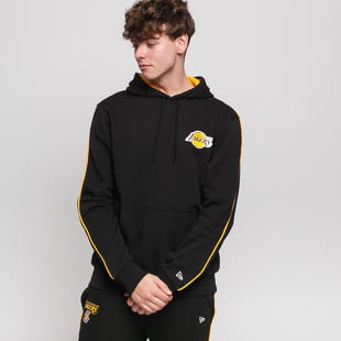 New Era NBA Stripe Piping Hoody LA Lakers